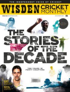 Wisden Cricket Monthly – December 2019