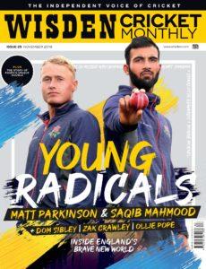 Wisden Cricket Monthly – Issue 25 – November 2019