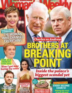 Woman's Weekly New Zealand – November 18, 2019