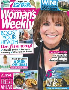 Woman's Weekly UK – 03 December 2019