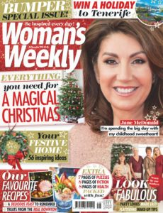 Woman's Weekly UK – 26 November 2019