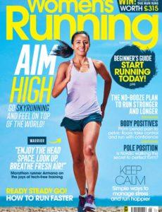 Women's Running UK – August 2019
