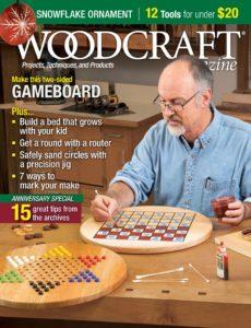 Woodcraft Magazine – December-January 2019