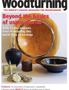 Woodturning – Issue 338 – December 2019