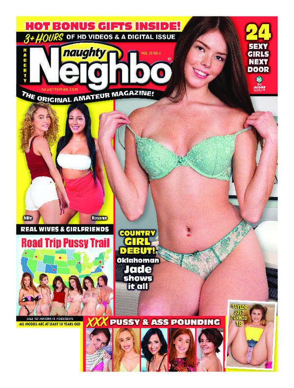 Naughty Neighbors – Volume 25 No.6 – November 2019