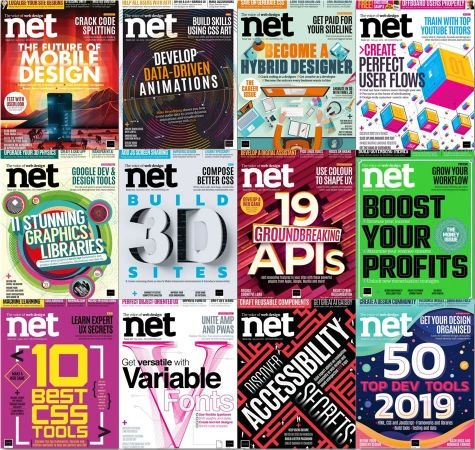 net – 2019 Full Year Issues Collection