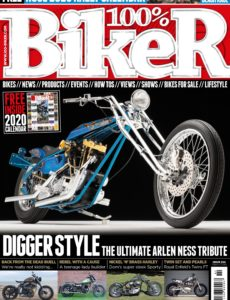 100% Biker – November 2019