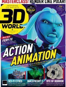 3D World UK – January 2020