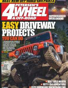 4 Wheel & Off Road – March 2020