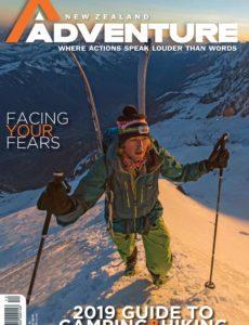 Adventure Magazine – October-November 2019