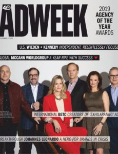 Adweek – December 02, 2019