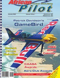 African Pilot – January 2020