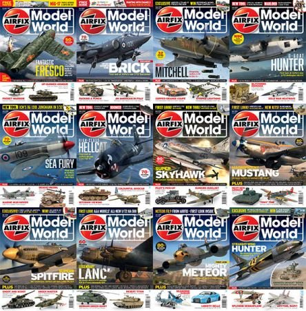 Airfix Model World – Full Year 2019 Collection
