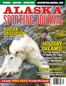 Alaska Sporting Journal – December 2019