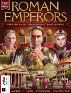 All About History Roman Emperors – First Edition , 2019