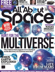 All About Space – Issue 98 , 2019