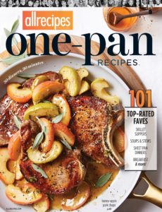 Allrecipes One-Pan Recipes (2019)