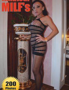 Amateur MILFs Nude & Kinky Adult Photo Magazine – December 2019