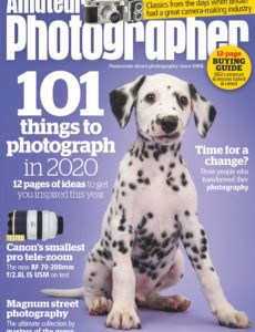 Amateur Photographer – 04 January 2020