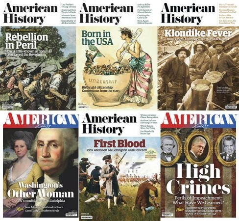 American History – Full Year 2019 Collection