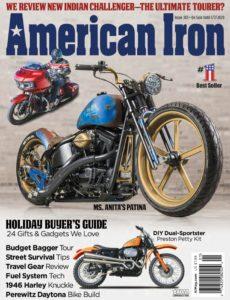 American Iron Magazine – November 2019