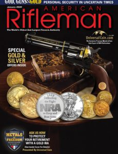 American Rifleman – January 2020