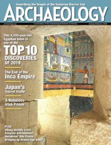 Archaeology – January-February 2020