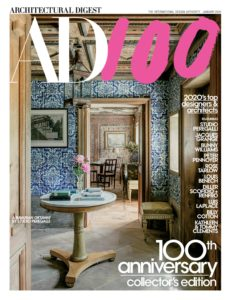 Architectural Digest USA – January 2020