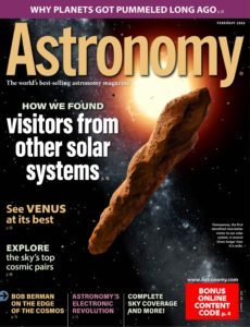 Astronomy – February 2020