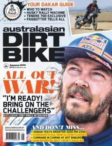 Australasian Dirt Bike – January 2020
