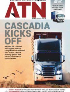 Australasian Transport News (ATN) – December 2019