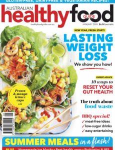 Australian Healthy Food Guide – January 2020