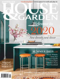 Australian House & Garden – January 2020