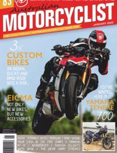 Australian Motorcyclist – January 2020