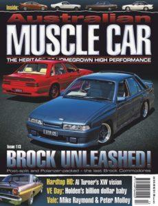 Australian Muscle Car – Issue 113, 2019