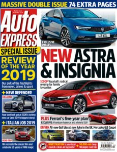 Auto Express – December 11, 2019