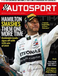 Autosport – 05 December 2019