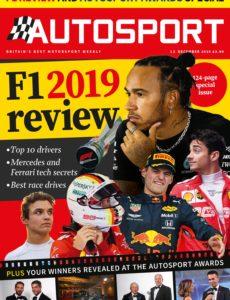 Autosport – 12 December 2019