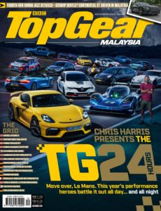 BBC Top Gear Malaysia – December 2019