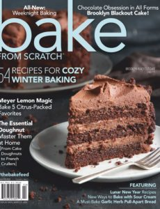 Bake from Scratch – January-February 2020