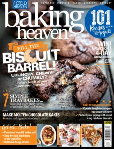 Baking Heaven – January 2020