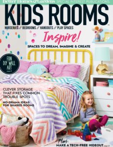 Better Homes & Gardens – Kids Rooms (2019)