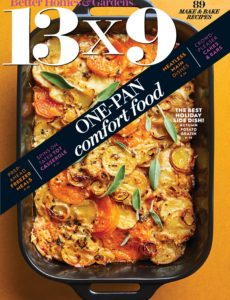 Better Homes and Gardens 13×9 – One-Pan Comfort Food