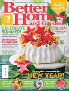 Better Homes and Gardens Australia – January 2020