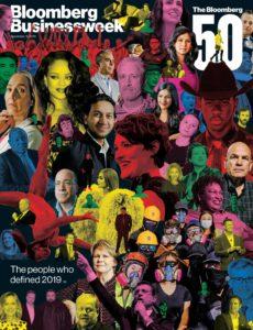 Bloomberg Businessweek Asia Edition – 09 December 2019