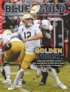 Blue and Gold Illustrated – December 2019