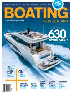 Boating New Zealand – January 2020