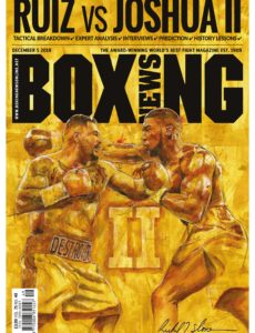 Boxing News – 3 December 2019