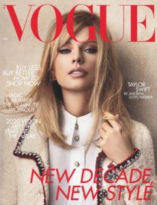 British Vogue – January 2020