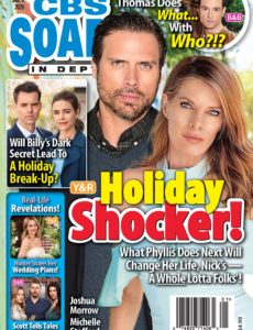 CBS Soaps In Depth – January 06, 2020